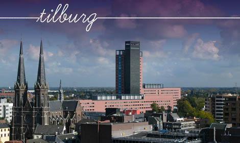 tilburg-kaart