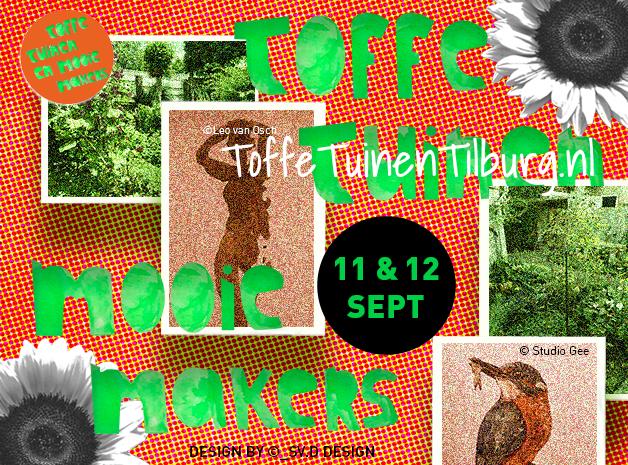 Toffe Tuinen & Mooie Makersroute 2021